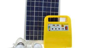 پخش کننده پکیج خورشیدی کوچک