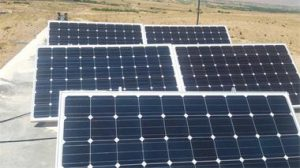فروش پنل خورشیدی صنعتی